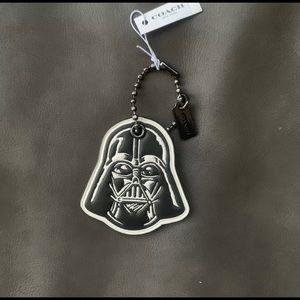 Star Wars X Coach Darth Vader Hang Tag